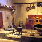 Casa Steri - cucina