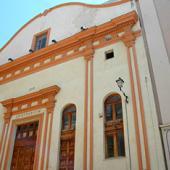 Cagliari, Auditorium Comunale, già Chiesa di Santa Teresa