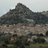 Aggius, Panorama