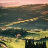 Bonnanaro, La vallata su cui sorge il paese
