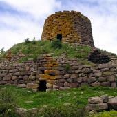 Bortigali, Nuraghe Orolo
