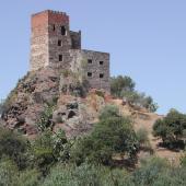 Galtellì, Castello Malicas