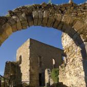 Laconi, Castello di Aymerich