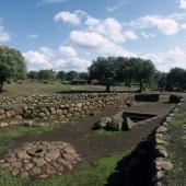 Paulilatino, Pozzo sacro di Santa Cristina