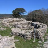 Serri, area archeologica di Santa Vittoria