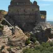 Siliqua, il castello di Acquafredda
