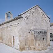 Villa San Pietro, chiesa di San Pietro Apostolo
