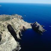 Carloforte, le alte scogliere di Capo Sandalo