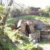 Orune, fonte sacra di Su Tempiesu