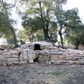 Villagrande Strisaili, area archeologica di Sa Carcaredda