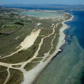 Sant'Antioco, la spiaggia di Is Pruinis