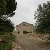 Monti, la salita al santuario di San Paolo