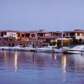 San Teodoro, porto turistico di Puntaldia