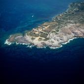 Isola di San Pietro, la scogliera de La Punta