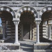 Codrongianos, chiesa di SS. Trinità di Saccargia
