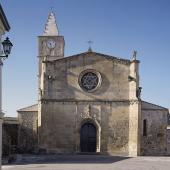 Padria, veduta della chiesa di Santa Giulia