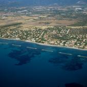 Sarroch, spiaggia di Porto Columbu
