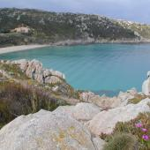 Santa Teresa Gallura, spiaggia di Rena Bianca