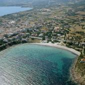 Calasetta, la spiaggia cittadina di Sottotorre