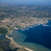 Arzachena, il porto di Cannigione
