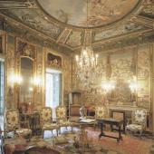 Sarroch, arredi della Villa d'Orri