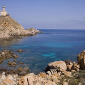 Isola dell'Asinara, Punta Scorno