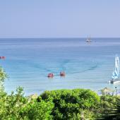 Santa Margherita di Pula, spiaggia dell'Abamar