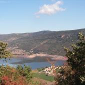 Nurri, lago Flumendosa