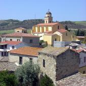 Selegas, centro storico