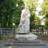 Narcao, monumento ai caduti in guerra e sul lavoro