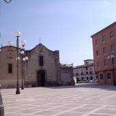 San Gavino Monreale, chiesa di Santa Chiara