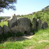 Calangianus, tomba di giganti Pascaredda