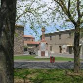 Norbello, monumento ai caduti