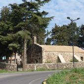 Zerfaliu, chiesa di San Giovanni Battista