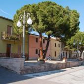 Monteleone Rocca Doria, la piazza di sa Carrela manna