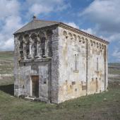 Semestene, chiesa di San Nicola di Trullas