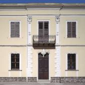 Pozzomaggiore, sede della Banca di Sassari