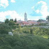 Tissi, panoramica del paese