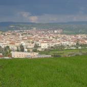 Thiesi, panorama del paese
