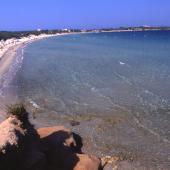 Calasetta, spiaggia Le saline