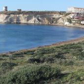 Cuglieri, la spiaggia di Santa Caterina di Pittinuri