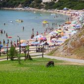 Villanova Monteleone, spiaggia di Pòglina